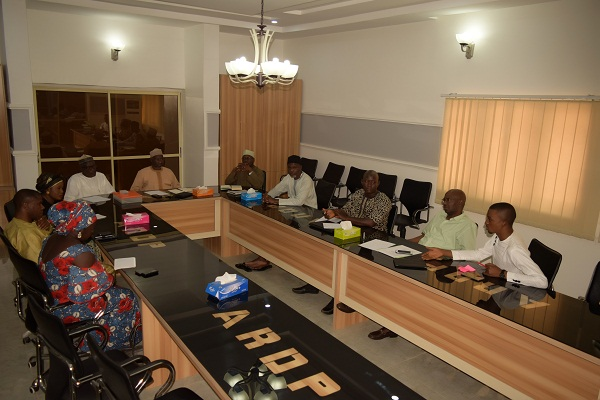 Meeting of the Advisory Committee