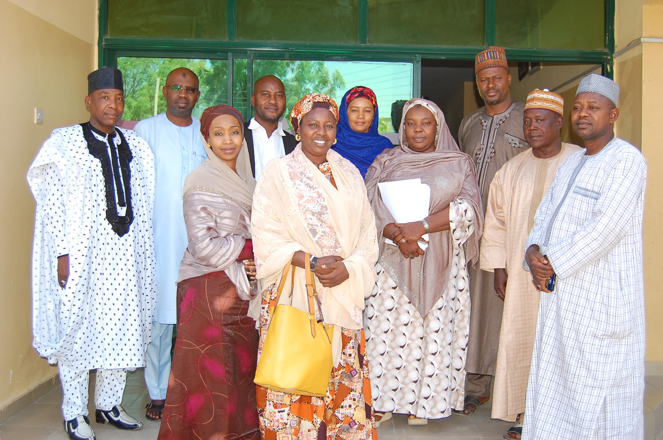 ARDP Courtesy visit to Kano state Public Complaints & Anti-Corruption Commission